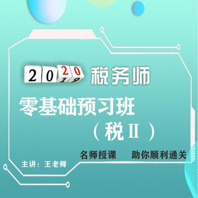2020年税务师/税法2