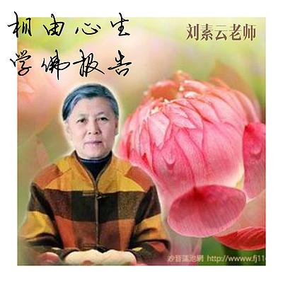 相由心生学佛报告~刘素云老师