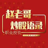 赵老哥炒股语录