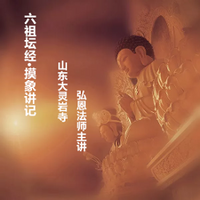 弘恩法师《六祖坛经·摸象讲记》