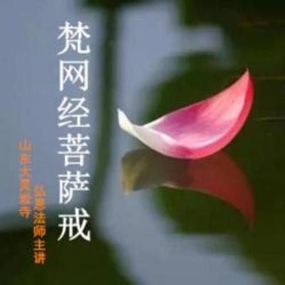 弘恩法师《梵网经菩萨戒》2018