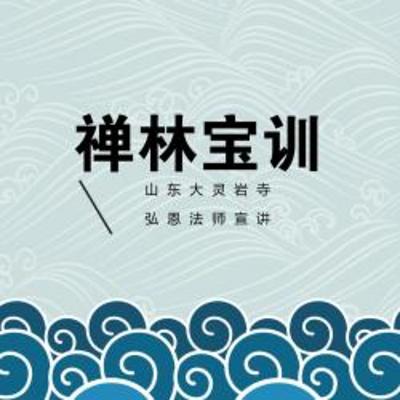 弘恩法师《禅林宝训》2017