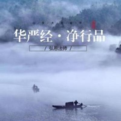 弘恩法师《华严经·净行品 》2017