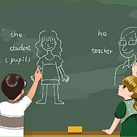 儿童/小学英语歌谣