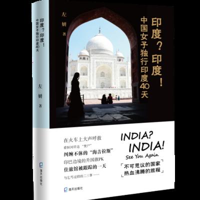 印度?印度!中国女子独行印度40天