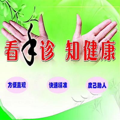中华瑰宝:全息手诊测状态,能量手疗复健康