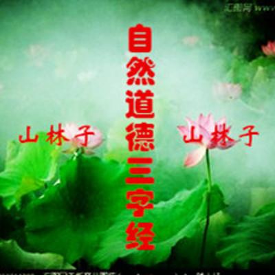 山林子自然道德三字经 鹤清 朗读