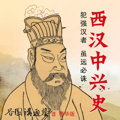 西汉中兴史:西汉帝国的巅峰时代