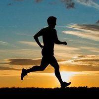 作男爱跑步