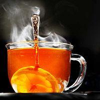 冬日里的一杯热茶