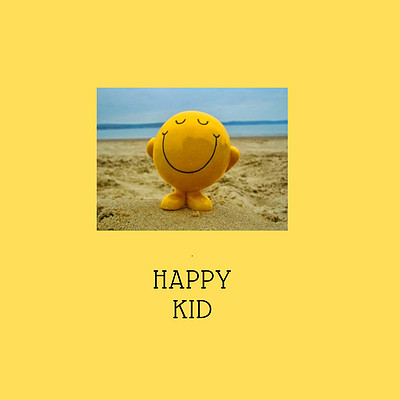 Hyun Sunji:Happy Kid