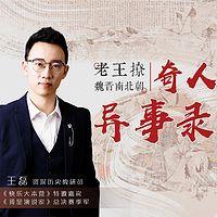 老王撩魏晋南北朝:奇人异事录