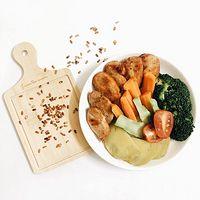 食疗养生菜