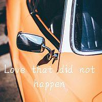LoveThatDidNotHappen