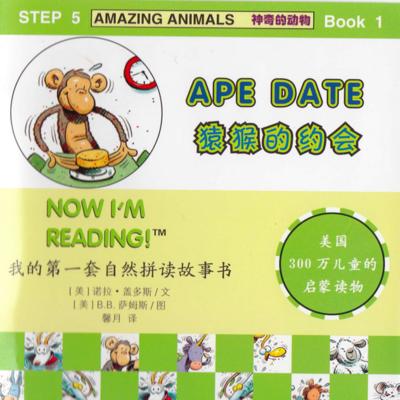 AMAZING ANIMALS-级别5