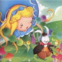爱丽丝镜中奇遇记