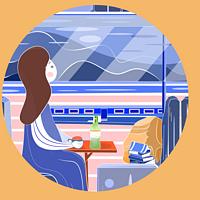 你一个人吃饭多久了?