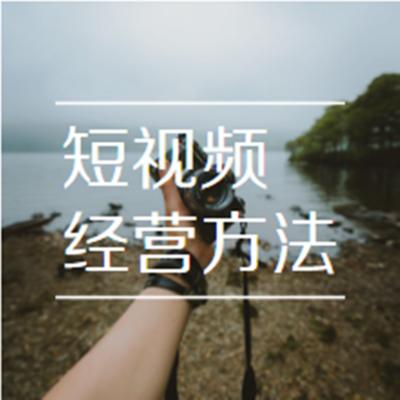 王琛《短视频经营系列课》