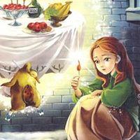 安徒生童话英文版