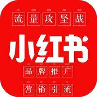 小红书品牌推广营销引流