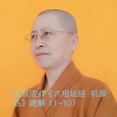 正照法师《六祖坛经 • 机缘品》1~10