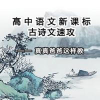 高中语文新课标古诗文速攻