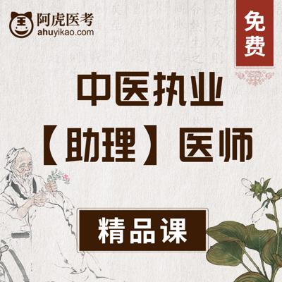 2020年中医执业(助理)医师精品课