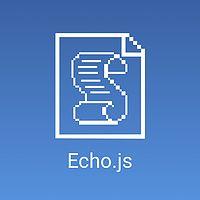 Echo.js 编程回响