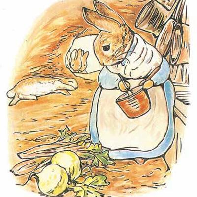 彼得兔的故事上册