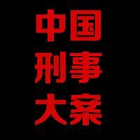 中国刑事大案