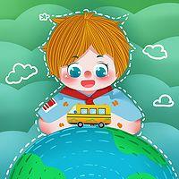 美可玩故事|小学一年级