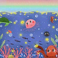 美可玩故事|海底宝藏