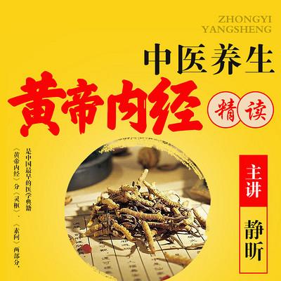 黄帝内经:中医白话文精读